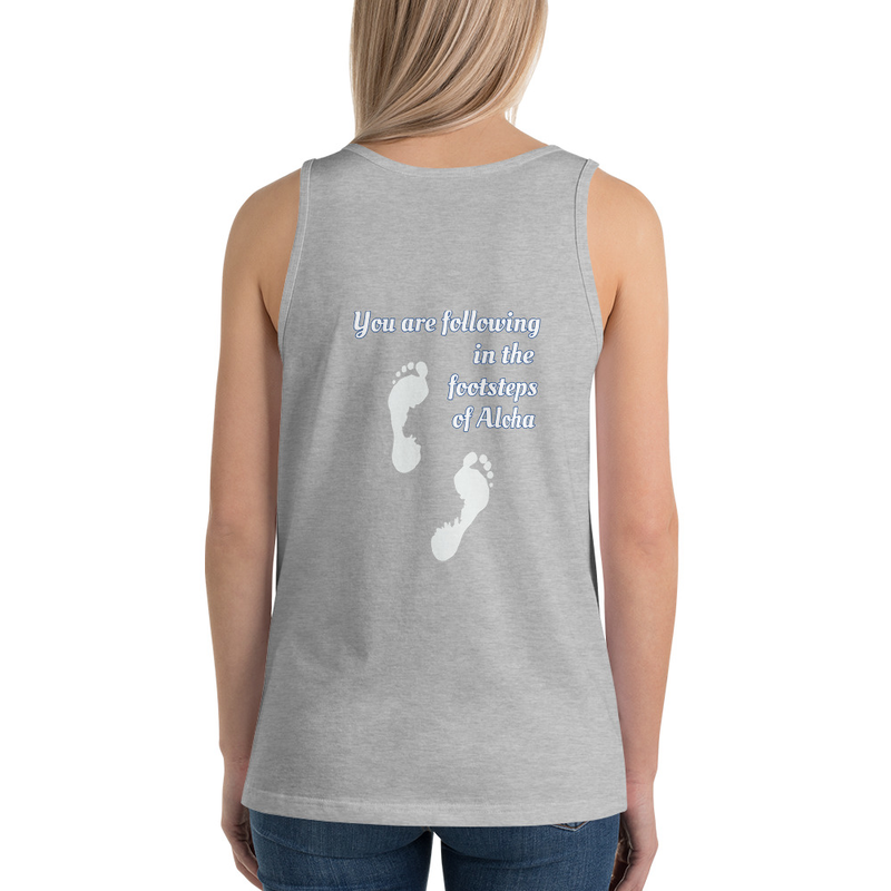 Unisex Tank: Following in the footsteps of Aloha