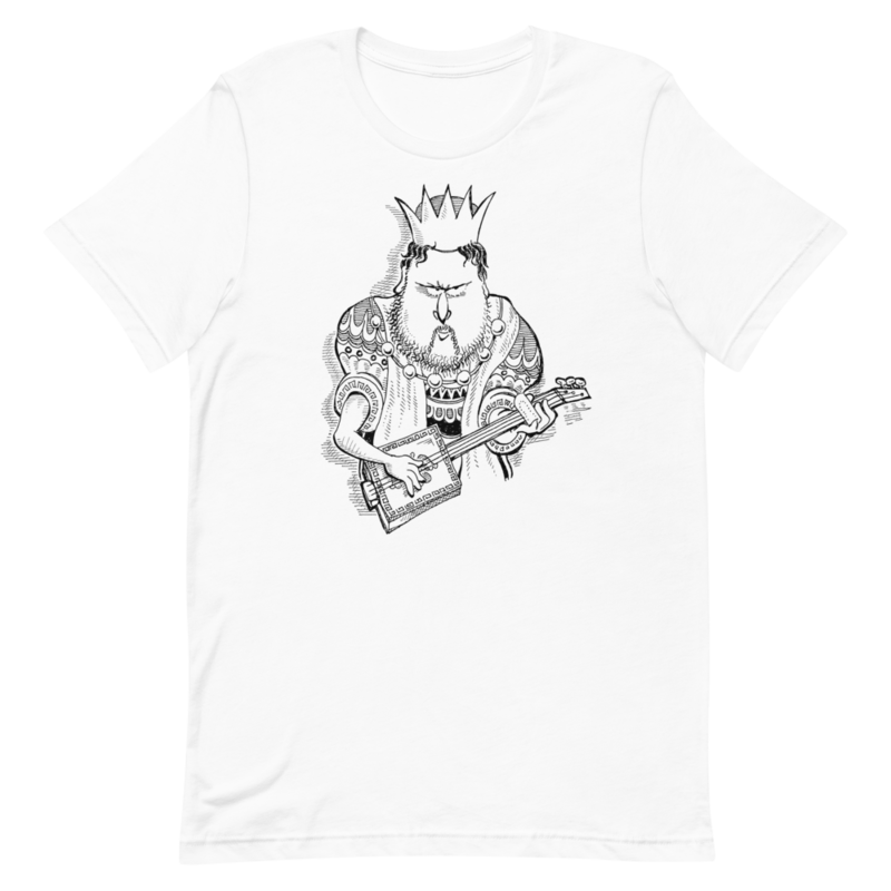 King of the Cigar Box Guitar