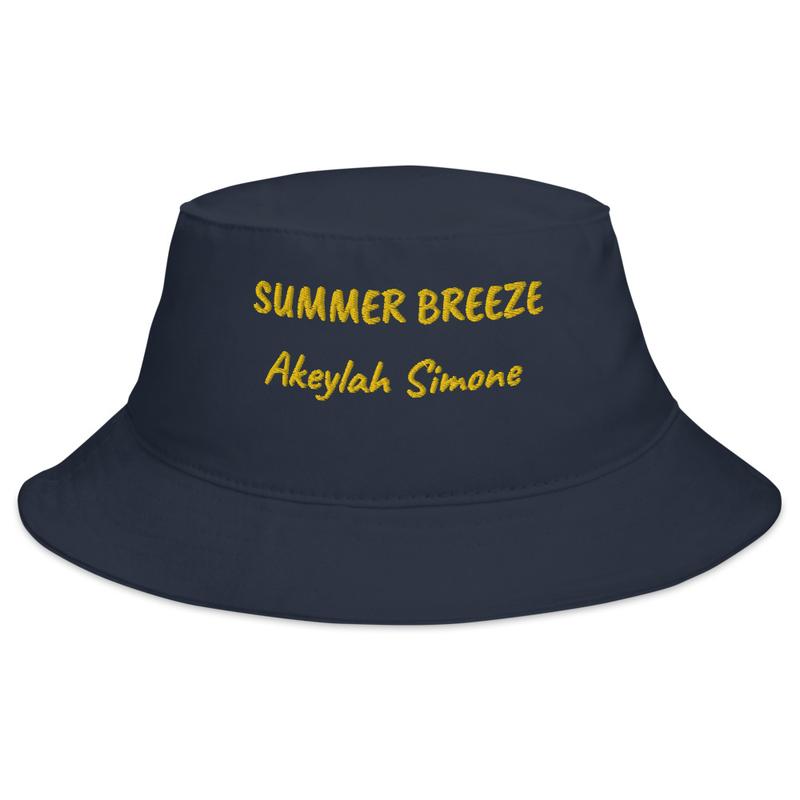 Summer Breeze Bucket Hat