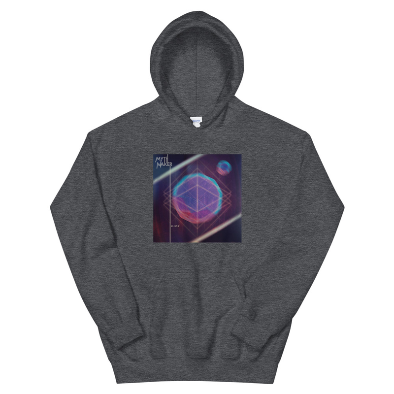 """in not of"" Album Cover unisex hoodie"