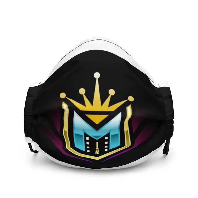 DJ Mystique Premium face mask