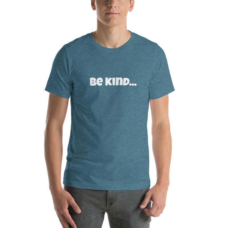 """""""Be Kind...Rewind"""" Short-Sleeve Men's T-Shirt"""