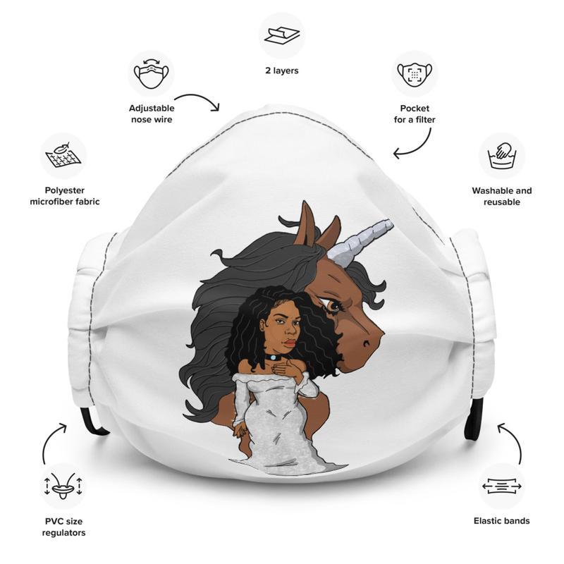 Be Magical Premium face mask
