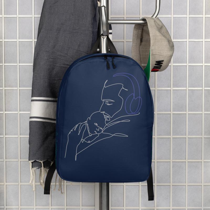 Mopepe Papa Backpack