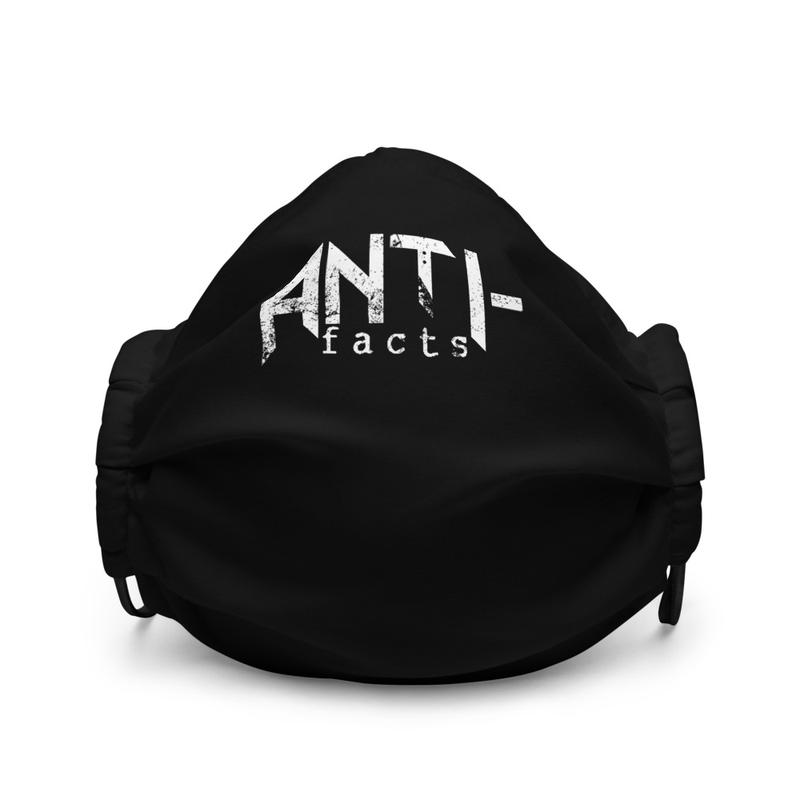 Anti-facts Premium face mask