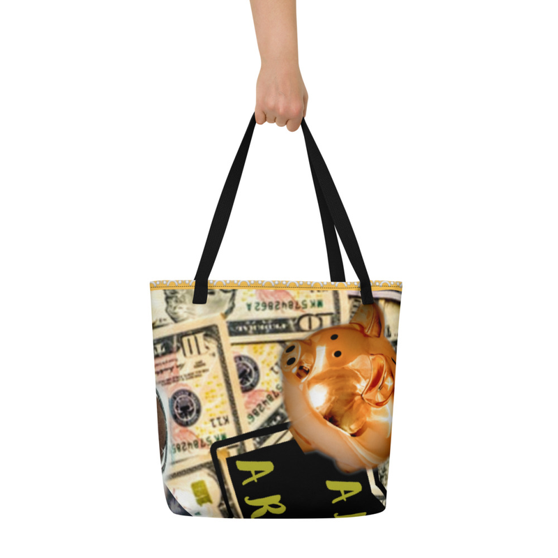 Oversized Tote - Aroused by Arrogance
