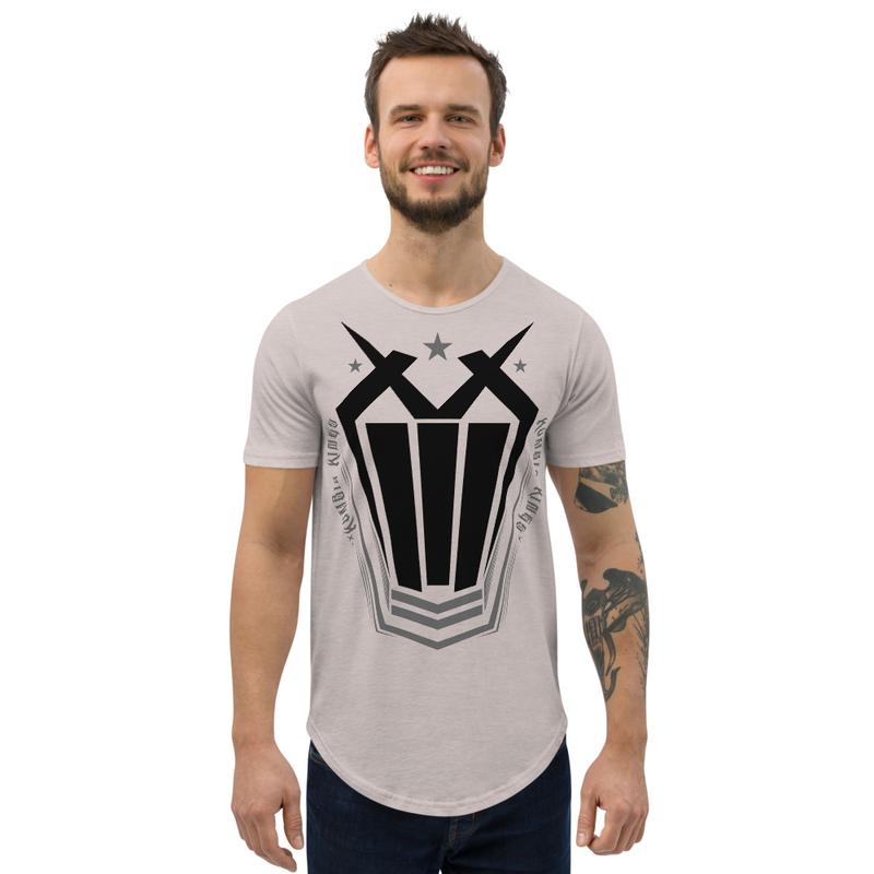 Kumbia Kings Men's Curved Hem T-Shirt