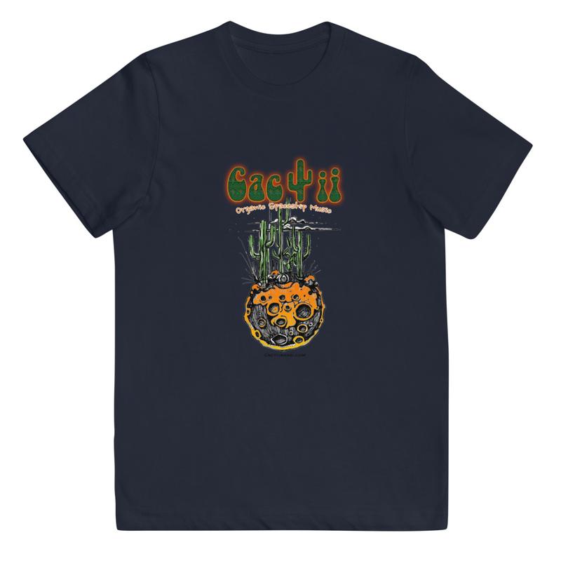 Cactii Moon Kids t-shirt