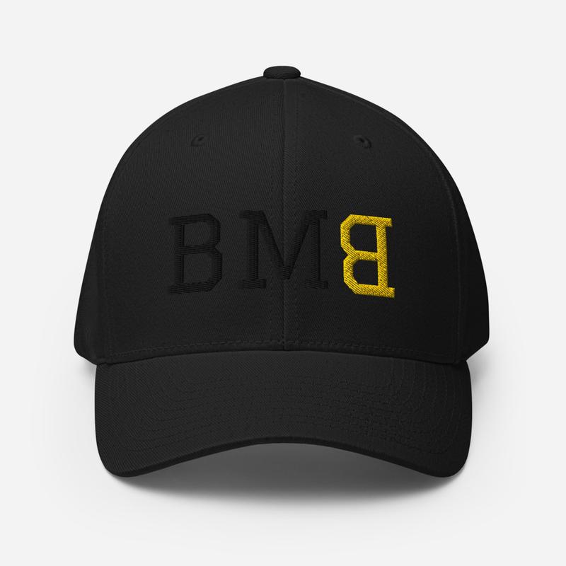 BMB - Structured Twill Cap