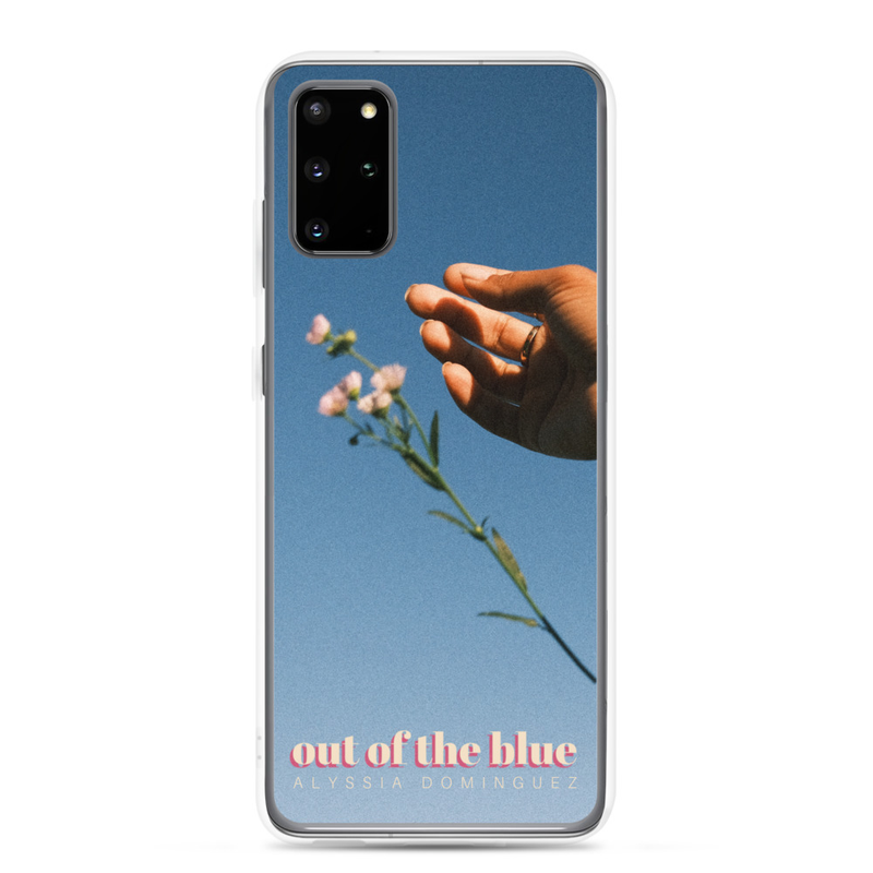 Out of the Blue Samsung Case