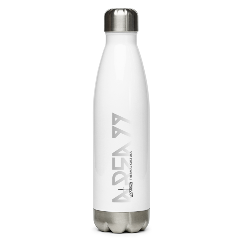 """""""AREA77"""" Crash Site Tour 2022-  Stainless Steel Water Bottle"""