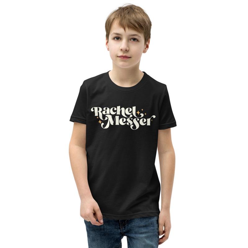 Rachel Messer Youth Short Sleeve T-Shirt