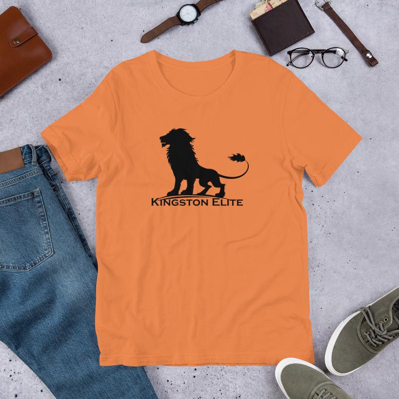 Short-Sleeve Kingston Elite Unisex T-Shirt