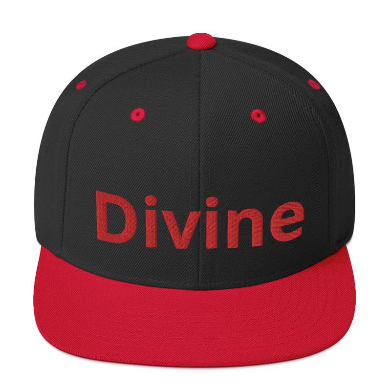GCSB Divine Snapback Hat