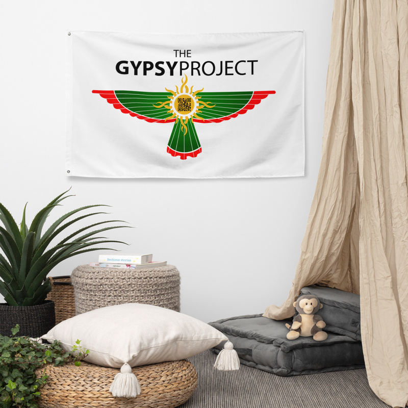 The Gypsy Project Flag
