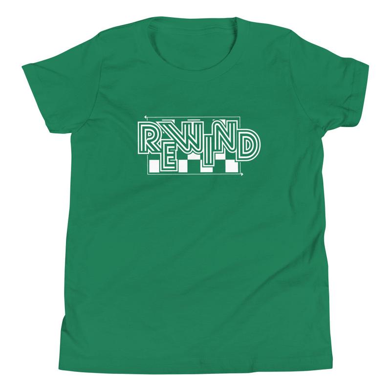 Girl's Youth Short Sleeve T-Shirt