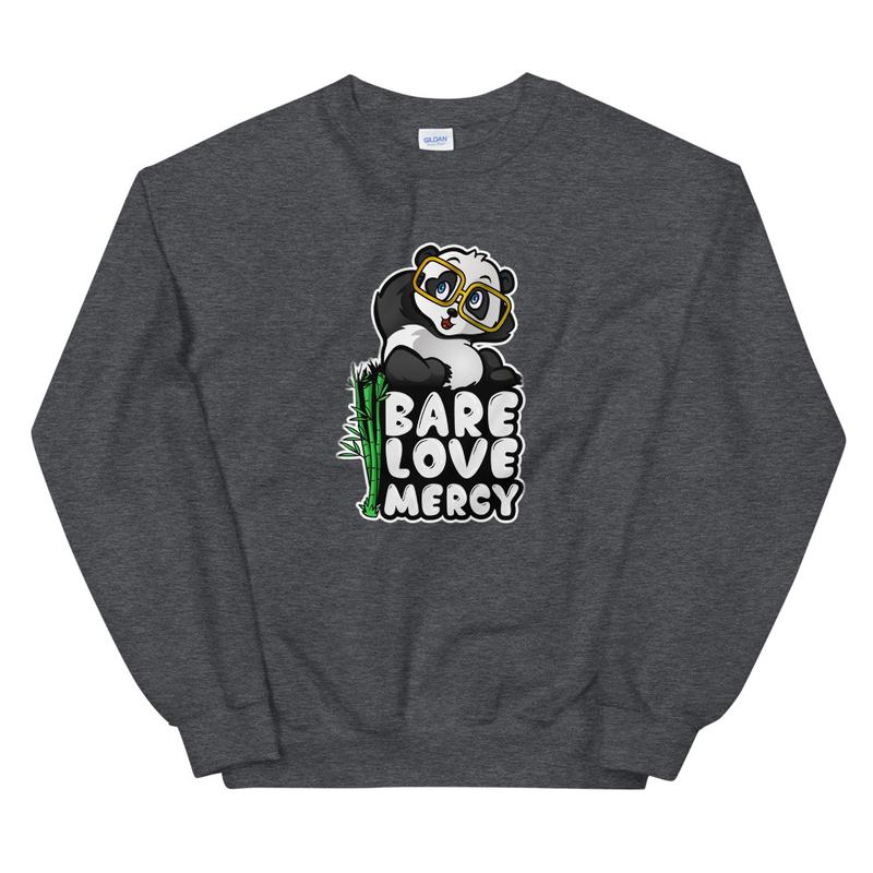 Bare Love Mercy Sweater (Unisex)