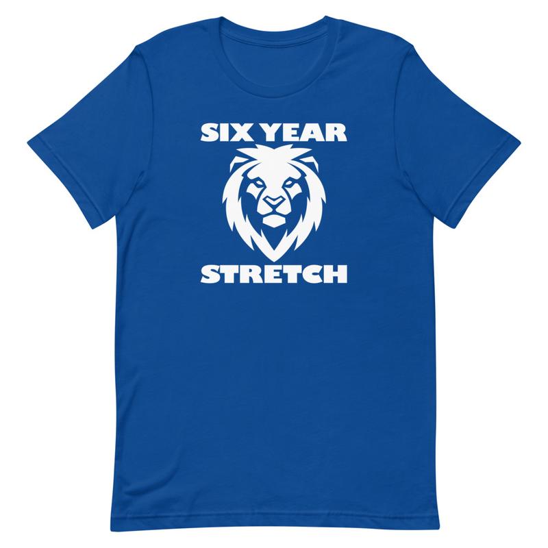 Six Year Stretch LION T Shirt