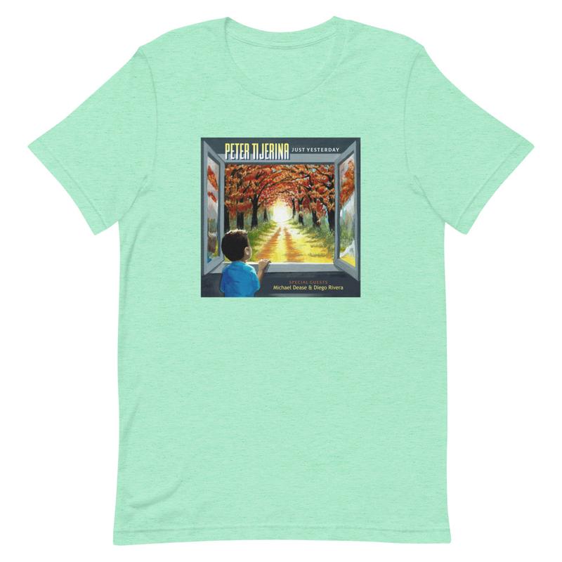 Short-Sleeve T-Shirt (Lighter colors)