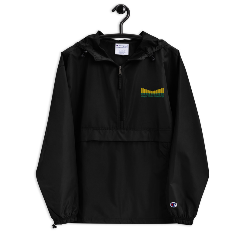 Deeper Vision - Embroidered Champion Packable Jacket