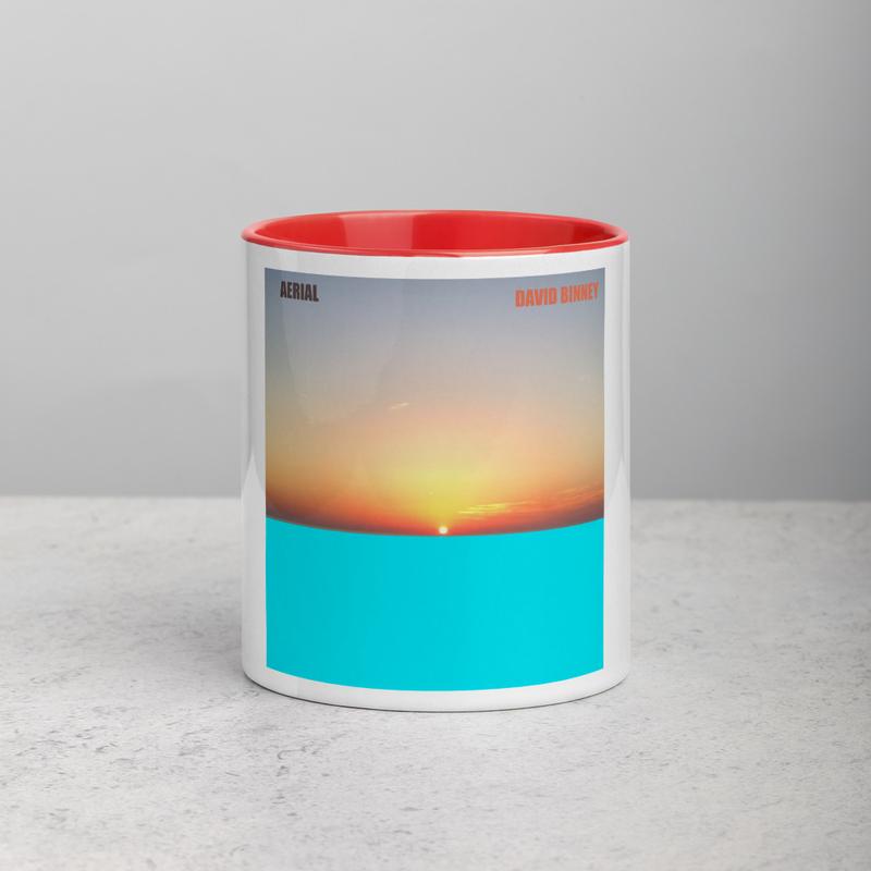 Aerial Mug with Color Inside