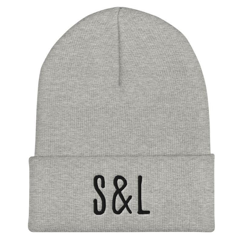 S&L Beanie - Grey