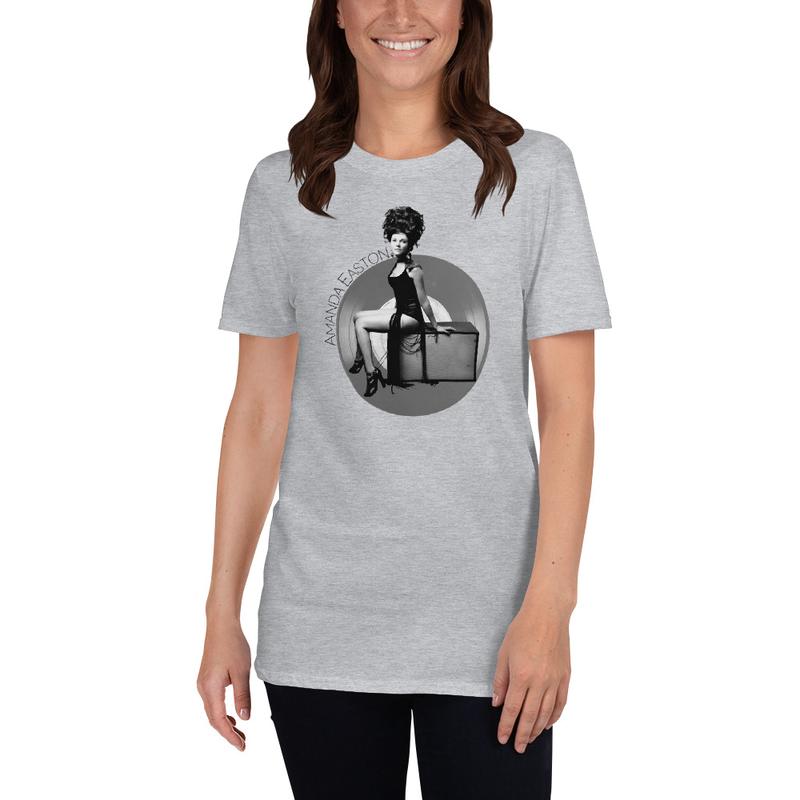 Retro Showgirl Short-Sleeve Unisex T-Shirt
