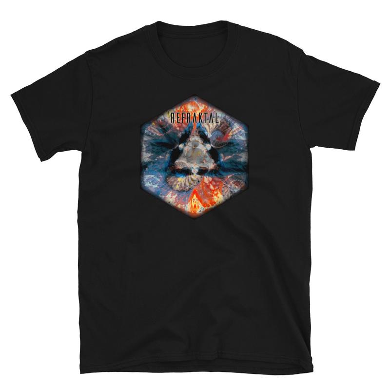 Refraktal Cabal Unisex Shirt (Black)