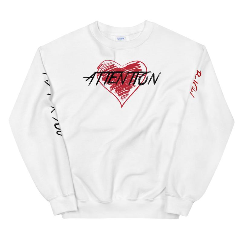 ATTENTION Unisex Sweatshirt