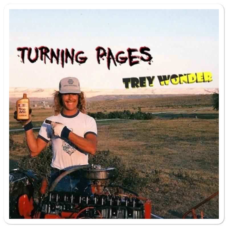 Trey Wonder - turning pages