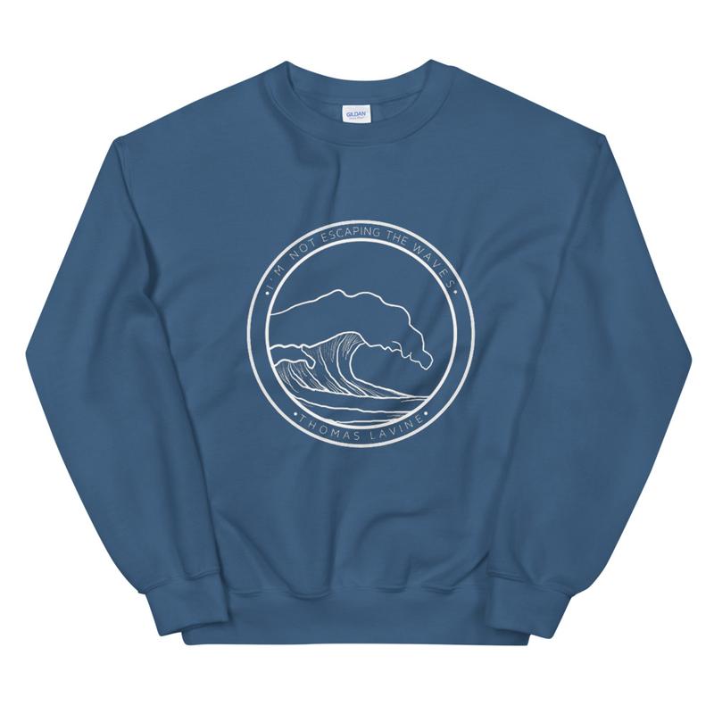 Open Sea Sweatshirt