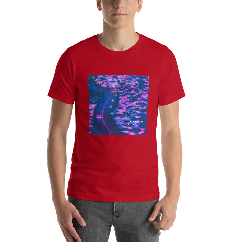 Cali Calling Short-Sleeve Unisex T-Shirt