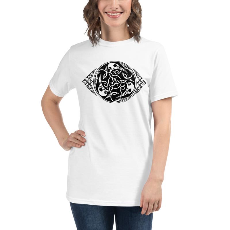 Crows Organic T-Shirt
