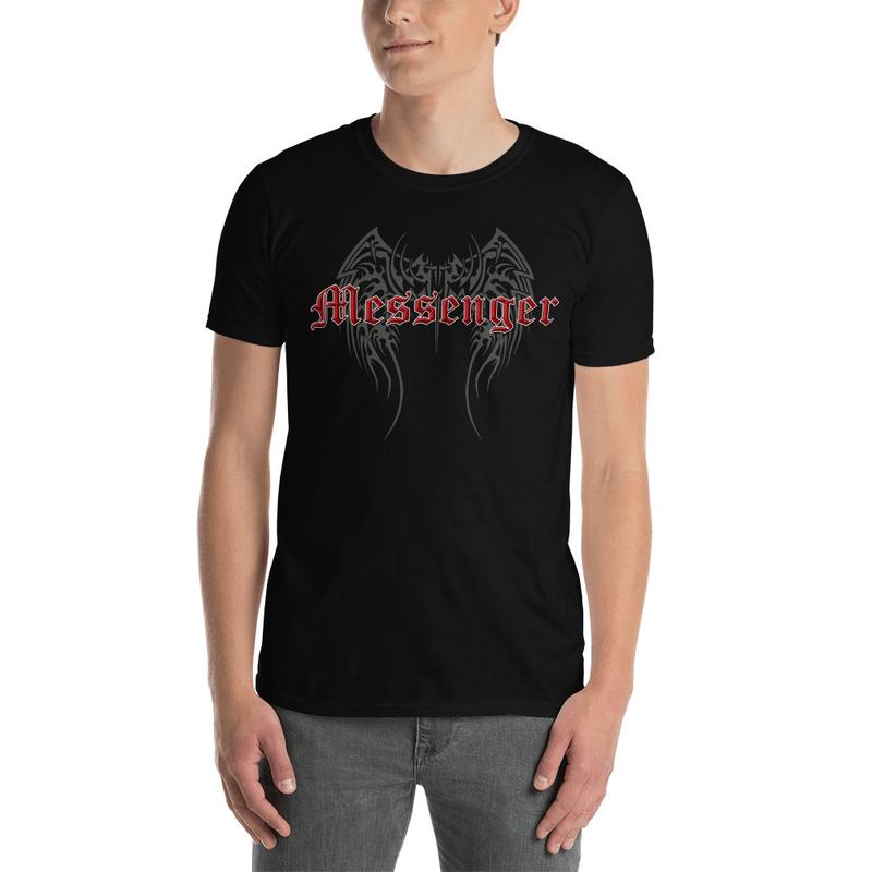 Messenger Tribal Wings SS Unisex T-Shirt 1