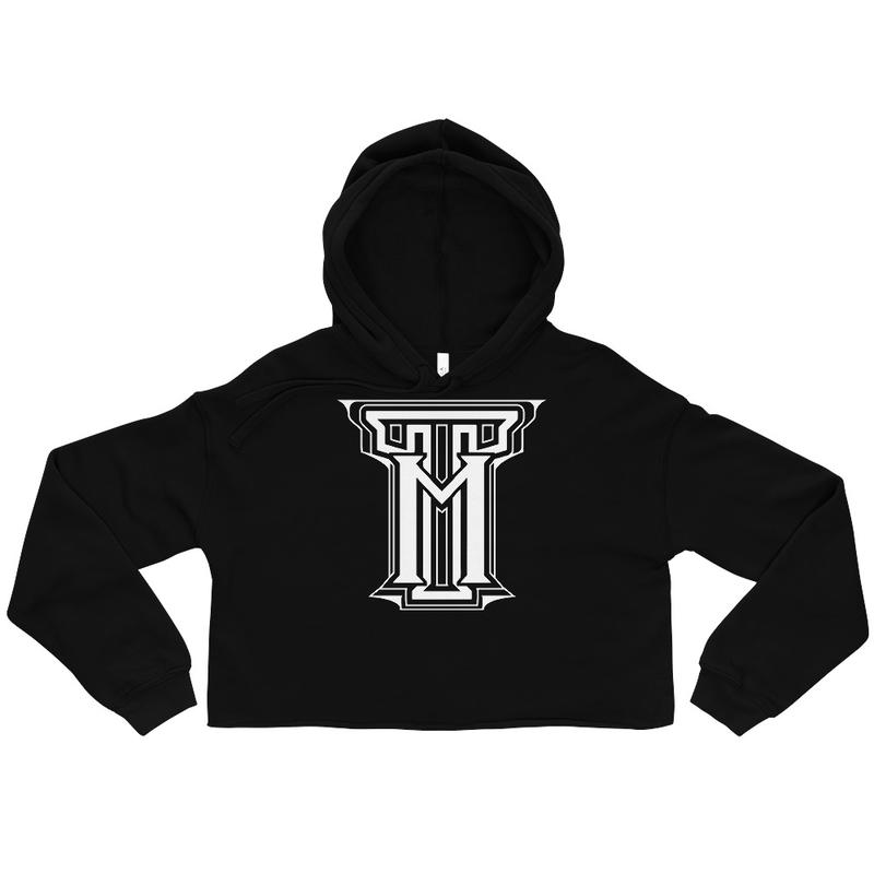 TM Crop Hoodie