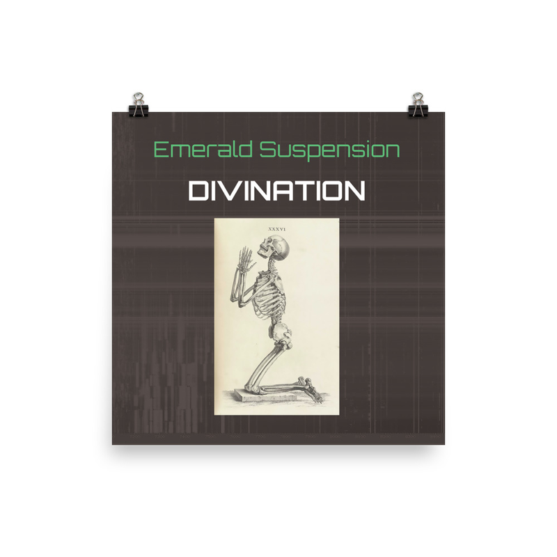 Posters of Divination album cover