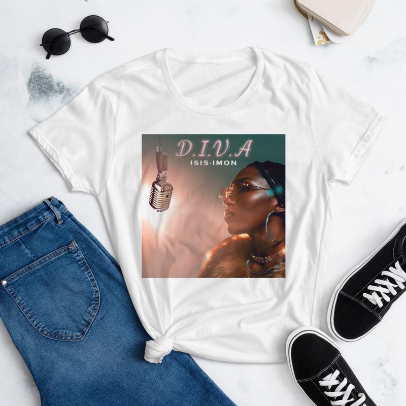 D.I.V.A Women's short sleeve t-shirt