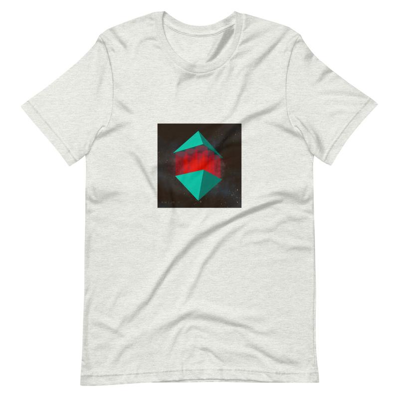 Short-Sleeve Unisex T-Shirt (KW | JR - II Aqua)