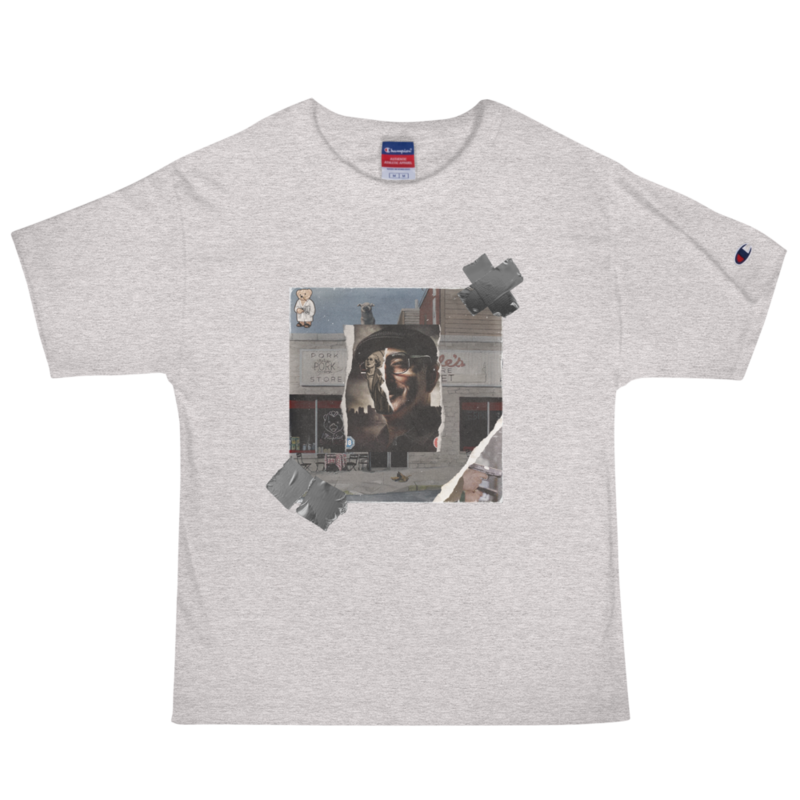 Uncle June Champion T-Shirt