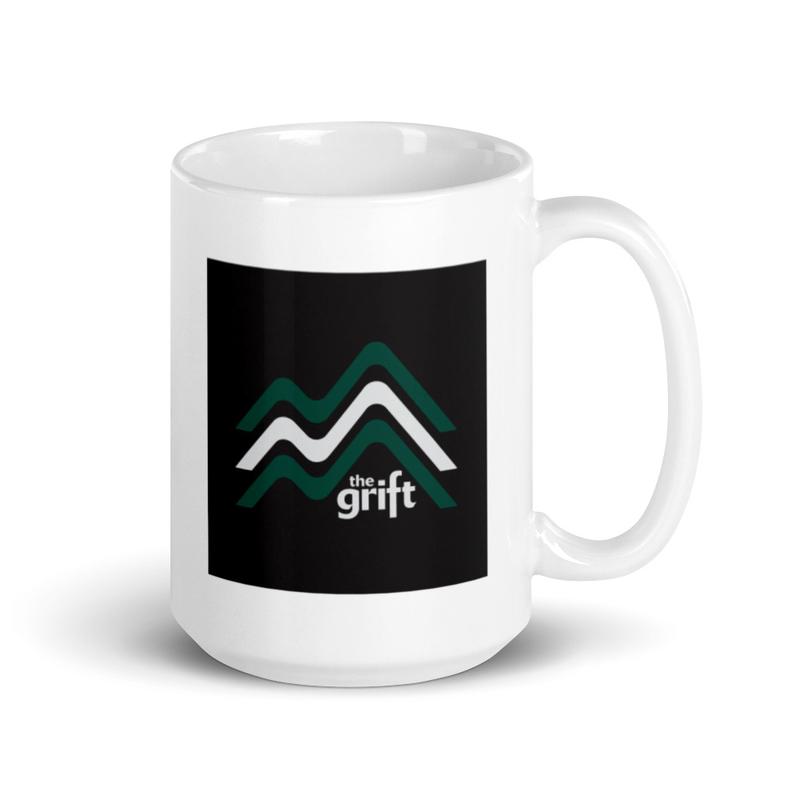 Coffee Mug - Mountain Logo