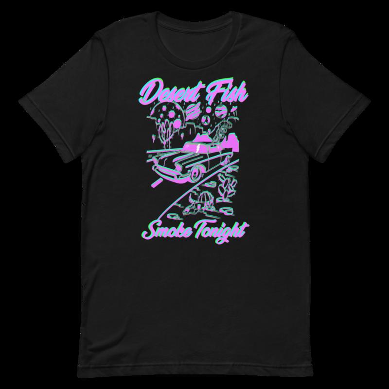 Smoke Tonight T-Shirt