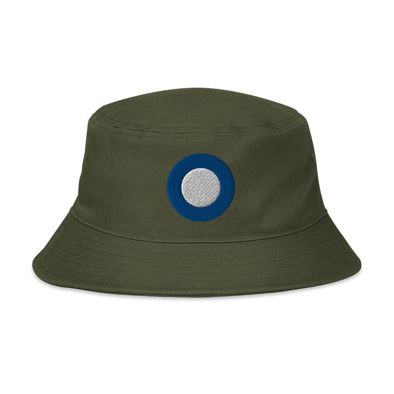 ZEROZEROZERO Universal bucket hat