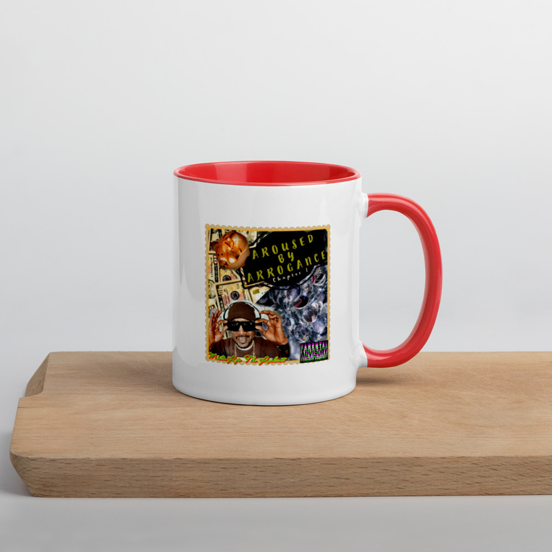 Mug with Color Inside - A B A
