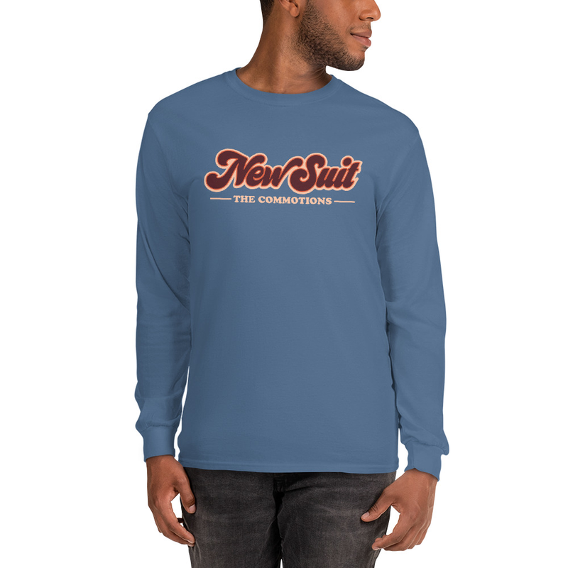 New Suit - Men's Long Sleeve Shirt