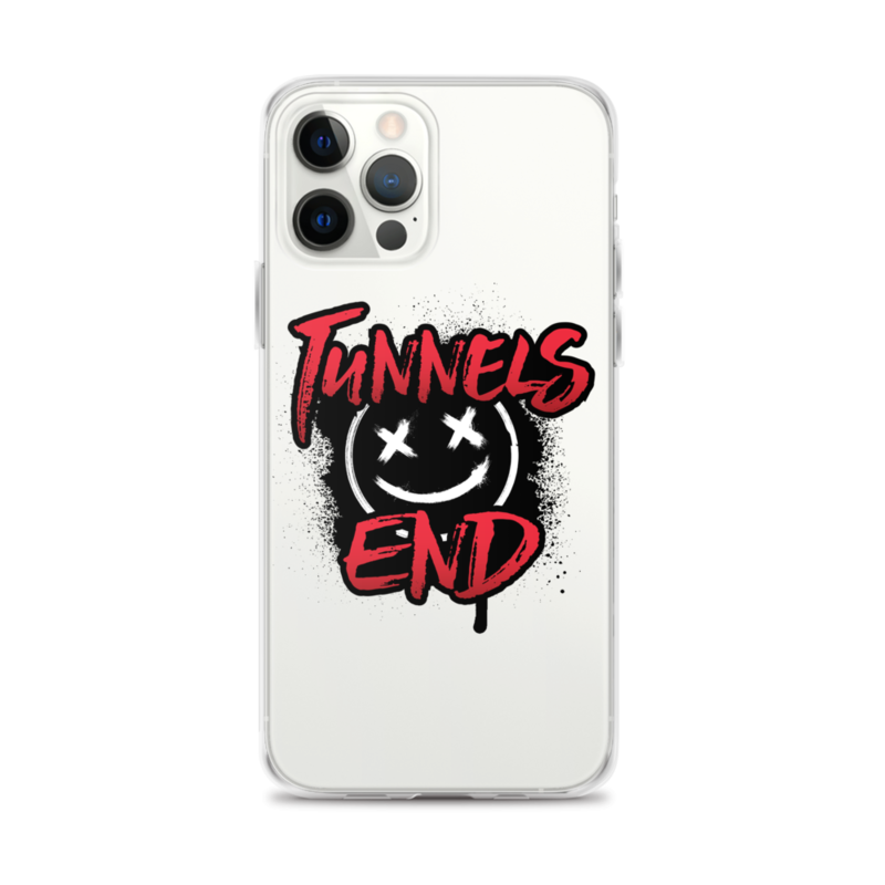 Tunnels End iPhone Case