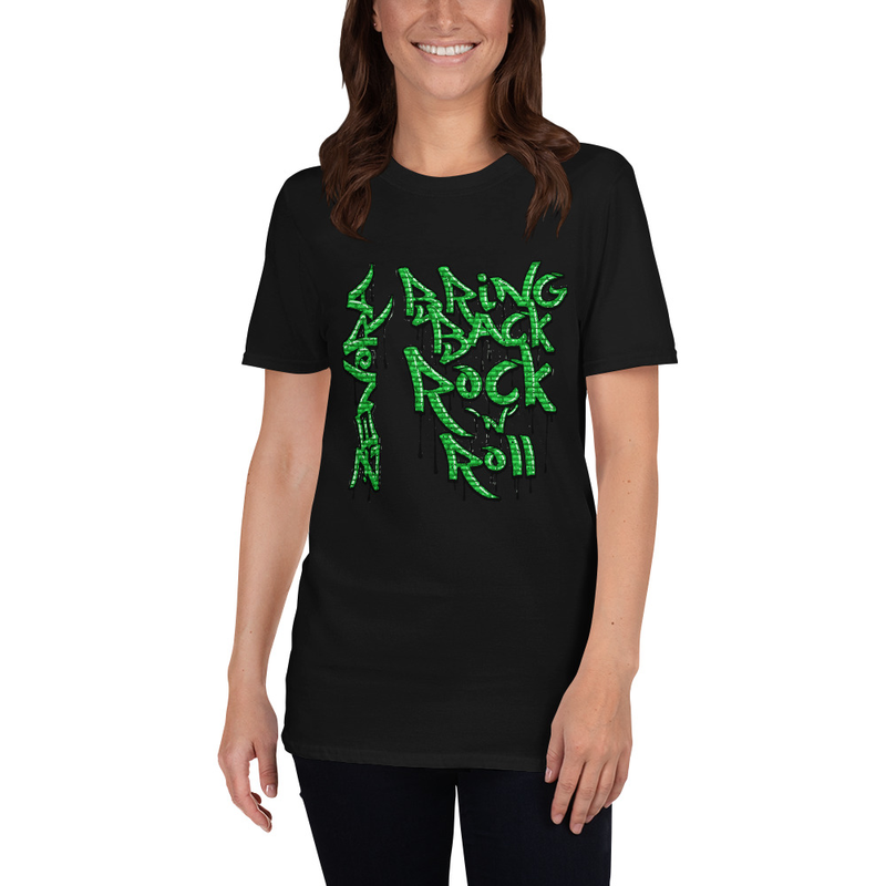 Bring Back Rock n Roll Unisex T-Shirt