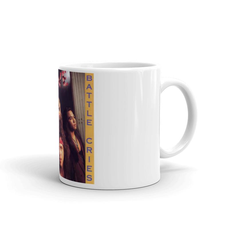 Battle Cries Mug