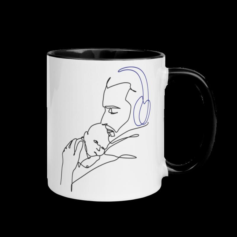 Mopepe Papa Mug