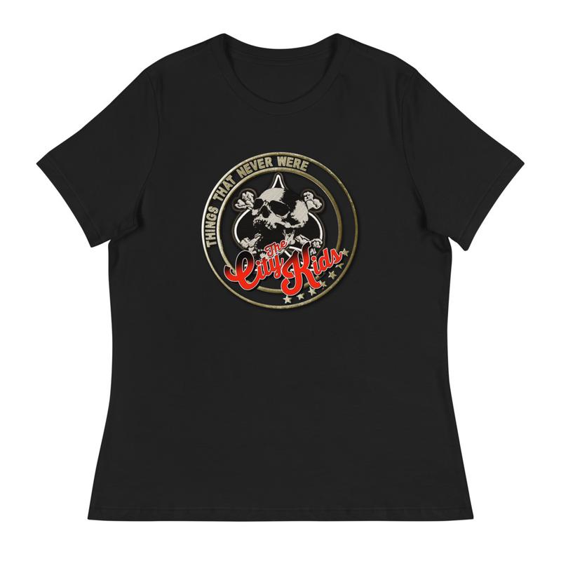 CK Original Women's Relaxed T-Shirt