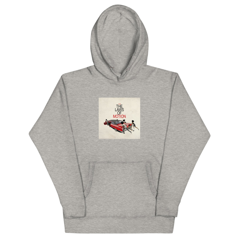 The Laws of Motion Hoodie